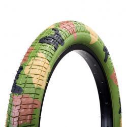 Fiction TROOP tire 2.3 green camo