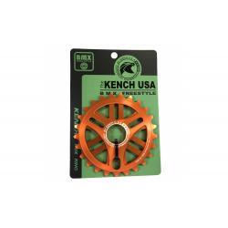 KENCH 6mm 25T CNC orange sprocket