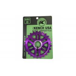 KENCH 6mm 25T CNC purple sprocket