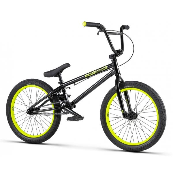 Radio SAIKO 2020 19.25 black BMX bike