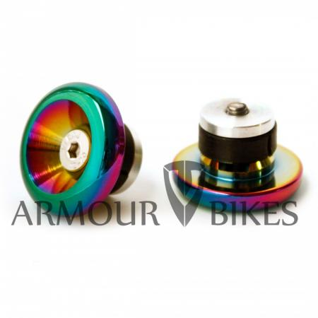 Armour Bikes Shooters Oil Slick Barends