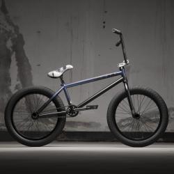 KINK Switch 2021 Matte Gravity Purple BMX bike