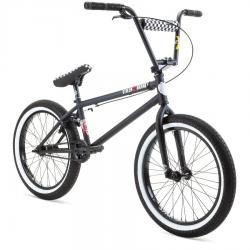 Stolen 2021 SINNER FC RHD 21 Black with Fast Times Black & White BMX bike