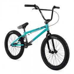 Stolen 2021 COMPACT 19.25 Caribbean Green BMX bike