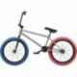 Wethepeople Battleship 2021 20.75 Glossy Raw BMX Bike