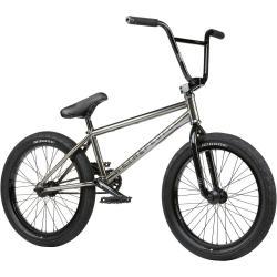 Wethepeople Envy 2021 20.5 RHD black chrome BMX Bike