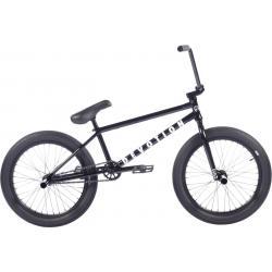 Cult Devotion 2021 21 black BMX bike