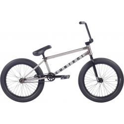 Cult Control 2021 20.75 raw BMX bike