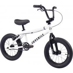 Cult Juvi 2021 14 white BMX bike