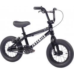 Cult Juvi 2021 12 black BMX bike