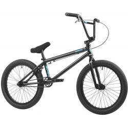 Mankind Nexus 2021 20.5 Gloss Black BMX Bike