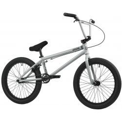 Mankind Nexus 2021 20 Gloss Grey BMX Bike