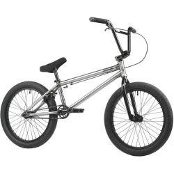 Mankind Nexus 2021 20 Gloss Raw BMX Bike