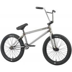 Mankind Libertad 2021 20.5 Gloss Raw BMX Bike
