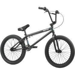 Mankind Planet 2021 20 Ed Black BMX Bike