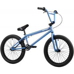 Mankind Planet 2021 20 Semi Matte Blue BMX Bike