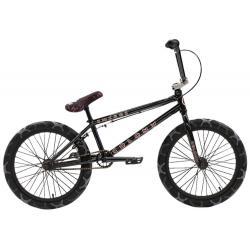 Colony Emerge 2021 20.75 Black with Grey Camo Tires BMX bike