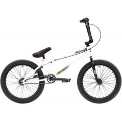 Colony Sweet Tooth FC 2021 20.7 Gloss White BMX bike