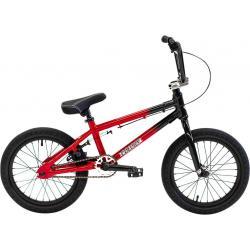Colony Horizon 16 2021 Black with Red BMX bike