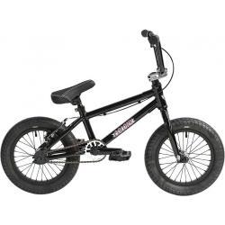 Colony Horizon 14 2021 Black with Polished BMX bike