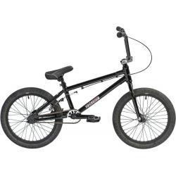 Colony Horizon 18 2021 Black with Polished BMX bike